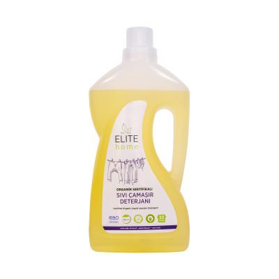 The Elite Home Organik Sertifikalı Sıvı Çamaşır Deterjanı